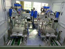cnc controller parts assembly Automatic production line machine for Power battery customer-made