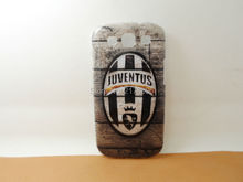 Free Shipping Painting Printed Juventus Football Logo White Plastic Hard Skin Cover For Samsung Galaxy S3 i9300 Cell Phone Case