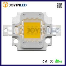 Free shipping 10PCS/LOT HIGH POWER 10W 9-12V 800-900LM  Warmwhite/Coldwhite BRIGHT LED module chip beads for led lamps