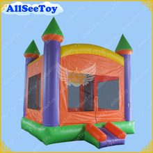 Hot Sale American Bouncy Castle, Strong PVC Tarpaulin Bounce House,Jumping Castle for Kids(China)