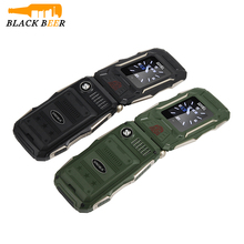 MOSTHINK Trans X10 4800mah Big Battery Flip Phone mp3 playback Power Bank Function Clamshell Dual Screen Mobile Phone FM Radio(China)