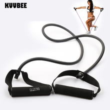 KUUBEE Yoga Pull rope Hand Gripper Strength Heavygrips  Rally Training Arm Blaster Women Sport Training Fitness Equipment