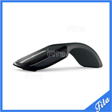 Hot Sale Wireless Mouse For Microsoft Surface Arc Touch 3D Computer Mouse 2.4Ghz Foldable Mouse For PC & Laptop(China)