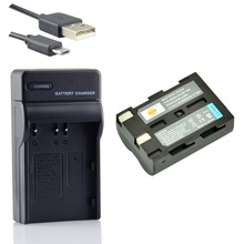 DSTE NP-400 Li-ion Battery + UDC11 USB Port Charger for Konica Minolta A-5 A-7 Digital Dimage A1 A2 Dynax 5D 7D Maxxum 5D 7D(China)