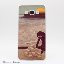 2874G s Te s s a s p i a g g i a Print Transparent Hard Case for Galaxy A3 A5 A7 8 Note 2 3 4 5 J5 J7 Grand 2 Prime
