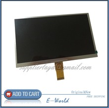 New 10.1inch DX1010BE40B0.V3 YS FC101TFTCP40A KR101LE3S TFT LCD Display SCREEN 1024*600 40pin for ALLWINNER A10 A13 tablet pc(China)