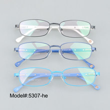 5307  low price child eyeglasses    with spring hinge myopia eyewear eyeglasses  RX optical frames