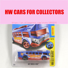 2017 New purple Hot Wheels 1:64 high car Models Metal Diecast Car Collection Kids Toys Vehicle  Juguetes