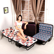 Multifunctional portable folding bed siesta bed simple and comfortable lazy bed furniture necessary