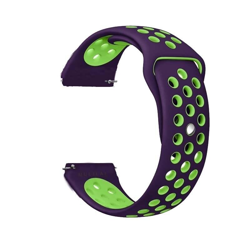 5 Purple green