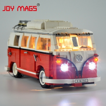 JOY MAGS Only Led Light Kit For Creator Volkswagen T1