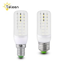Cheap home lighting Super Lumen 5733 SMD LED lamp E27 E14 B22 G9 GU10 Full Watt e27 led 220V110V LED Corn light Bulb CE RoHS(China)