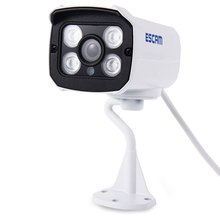 ESCAM QD300 Bullet IP Camera with HD 720P 3.6mm Lens H.264 1.0MP CMOS Onvif P2P Security CCTV Outdoor Camera IR Night Vision