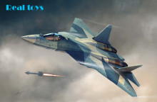 Hobby Boss model 87257 1/72 Russian T-50 PAK-FA plastic model kit