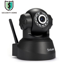 Sricam SP012 IP Camera WIFI 720P Home Security Surveillance System Onvif P2P 1.0MP Wireless Surveillance Camera Phone Remote