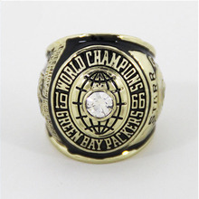 Wholesale Super Bowl 1966 Green Bay Packers Zinc Alloy  fashion Custom Sports Replica Men World Championship Ring