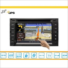 Car GPS Map Nav Navi Navigation For Honda Jazz 2001~2008 Radio Stereo TV CD DVD iPod Bluetooth HD Screen S160 Multimedia System(China)