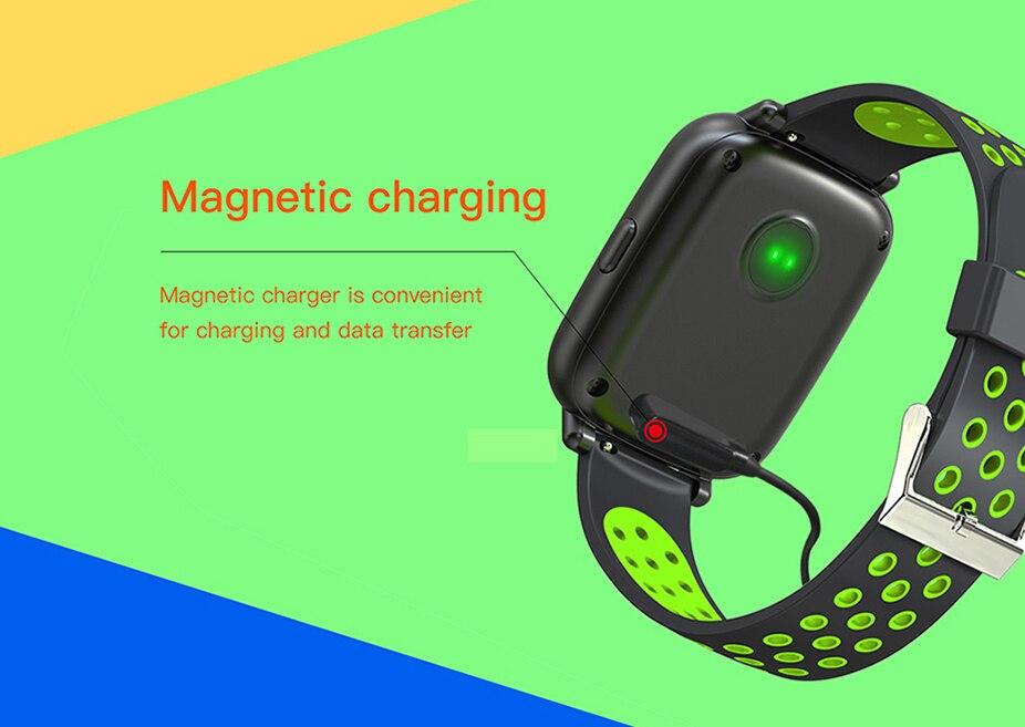 COLMI Smart Watch Heart Rate Monitor IP68 Waterproof Swimming Bracelet Bluetooth Sport Clock for Men Women Smartwatch 06