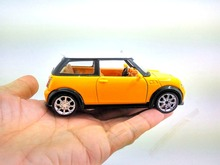 Die Cast Car model,  Cute 13CM MINI car (TY8802),  metal car with light and music Free Shipping