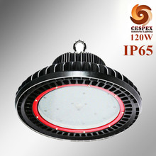Die cast aluminum AC110v 220v 230v 240v 50/60hz 120lm/w IP65 120W led high bay light replace 400w MH high pressure sodium light(China)