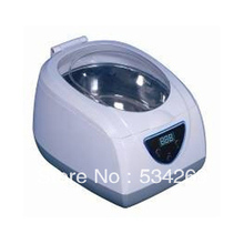 750ml Plastic Digital CD, DVD, VCD Ultrasonic Cleaner Automatic Cut-off(China)