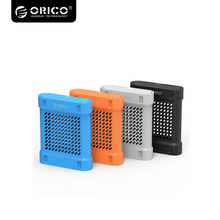 ORICO 2.5 inch Silicone Protective Box / Storage Case Portable External Hard Drive box for Hard Drive SSD Black/Blue/Gray/Yellow(China)