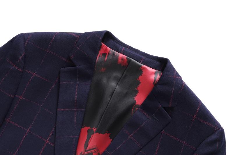 HTB18XMVSXXXXXX0aFXXq6xXFXXXN - TIAN QIONG Brand Plaid Suit Men 2017 Slim Fit Mens Formal Wear Male Business Suits High Quality 3 Piece Groom Wedding Suit S/3XL