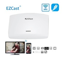 EZCast LAN WiFi Dongle TV Stick Wireless WiFi/Ethernet HDMI Display Media Stream Box Support Windows IOS Andriod Miracast DLNA
