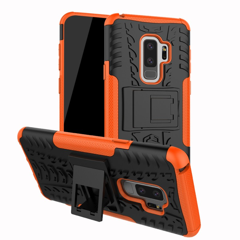 Shock Proof Cases Cover For Samsung Galaxy S9 S9+ S9plus S9 Plus Tyre Case Mobile Phone Accessory Coque Etui Capa Protect Shell (17)