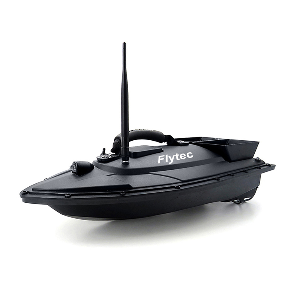 Flytec 2011-5 Fish Finder Fish Boat 1.5kg Loading 500m Remote Control Fishing Bait Boat RC Boat Ship Speedboat RC Toys (11)