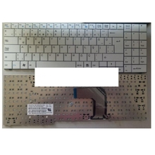 TR laptop Keyboard FOR Clevo DNS ECS MB50 MB50II MB50IA MB50IA1 MP-09R16SU-3603 white(China)