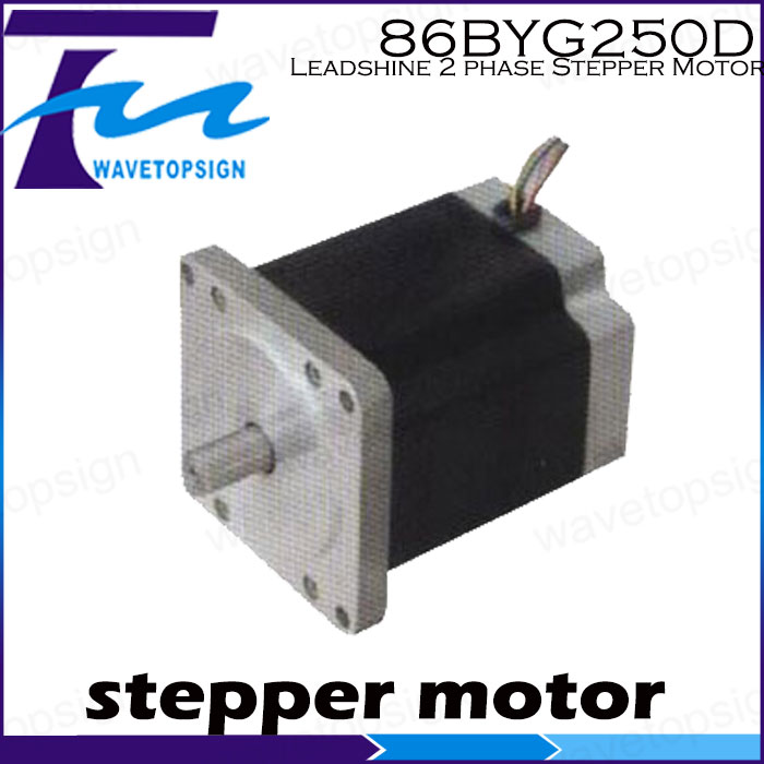 Two phase stepping motor GETE 86 series    86BYG250D<br>