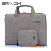 2017 Men Women Fashion Waterproof Laptop Sleeve 11.6 13.3 14.4 15.6 Inch Laptop Case anti-Slip Ultra-thin Notebook Bag Briefcase