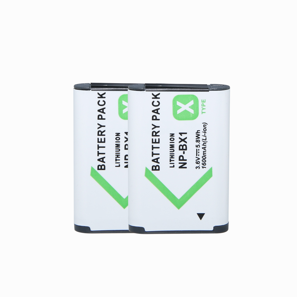2pcs/lot NP-BX1 NP BX1 Battery Pack for SONY DSC RX1 RX100 RX100iii M3 RX1R WX300 HX300 HX400 HX50 HX60 GWP88 PJ240EAS15 WX350<br><br>Aliexpress