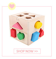 Colorful Wooden Tangram Tetris Game Brain Teaser Puzzle Toys Baby Preschool Magination Early Educational Kids Toy Children Gift 27