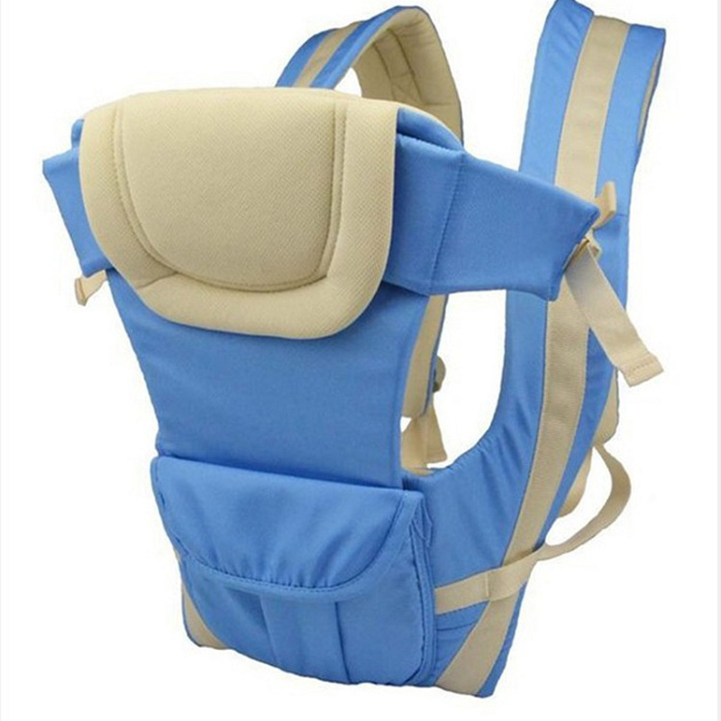 Front&amp;Back Infant Baby Carrier Kangaroo Convenient Travel Multifunctional Newborn Baby Wrap Sling Cotton Breathable BackPack20Kg<br>
