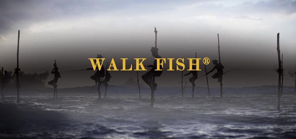 Walk fish