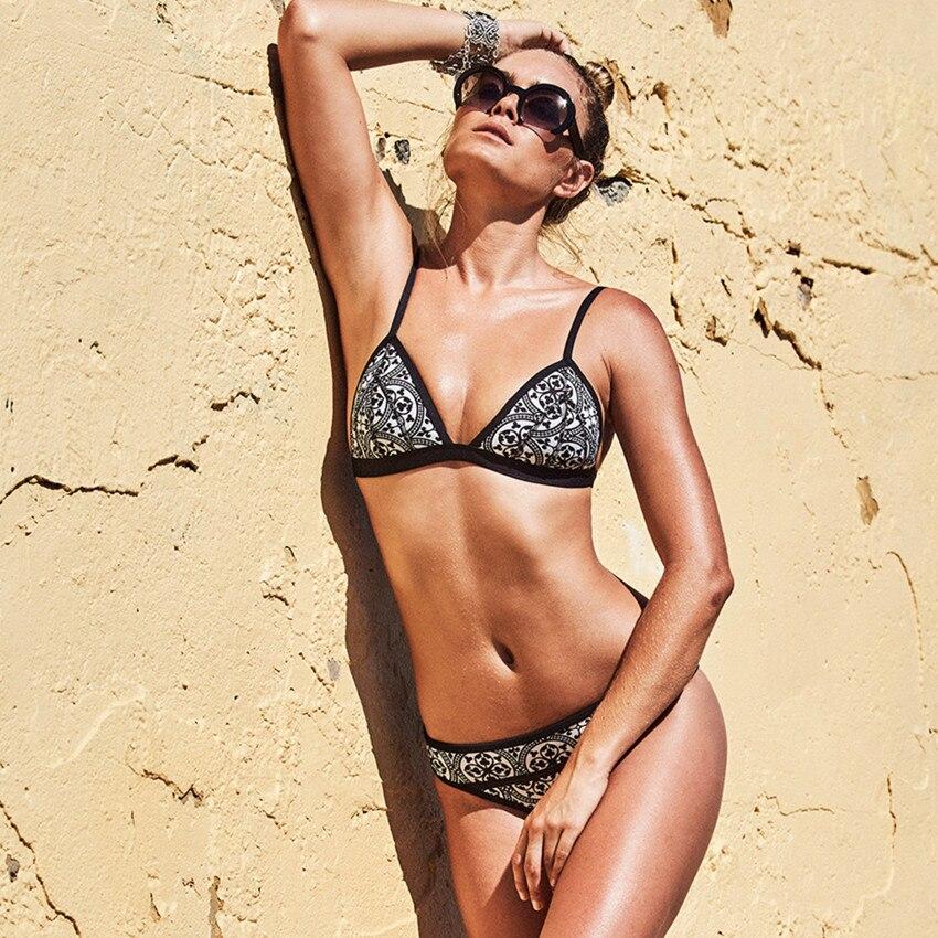 Vintage Bikini Set Sexy Triangle Bathing Suit 2017 Swimwear Women Push Up Swimming Suit Female Bikinis Swim Suit Beach Wear<br><br>Aliexpress