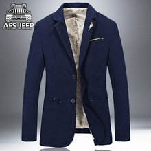 2017 JEEP men's casual suit jacket men's genuine men fashion suit blazer 5 Color plus Size S-4XL