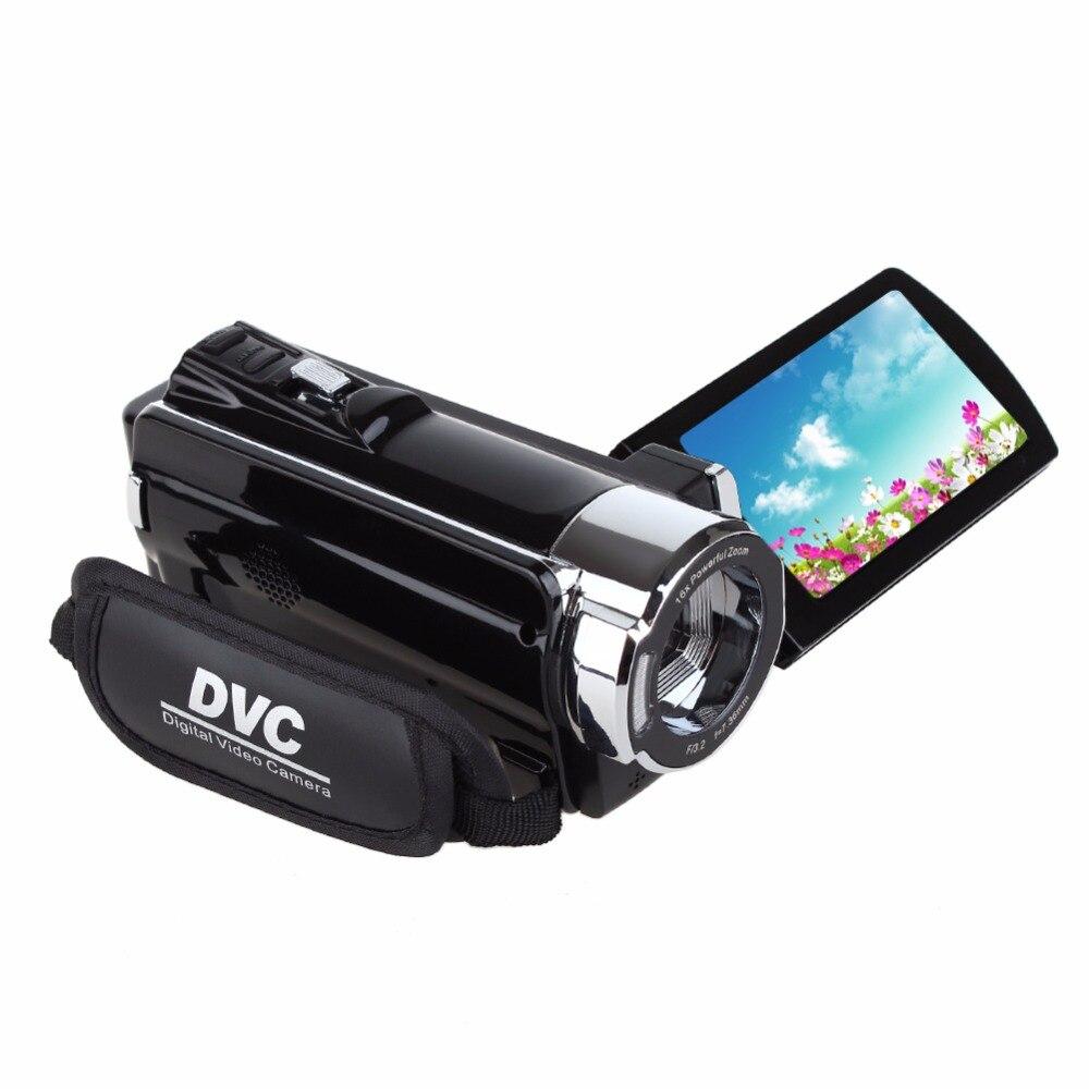 "HDV-604P Digital Video Camera DV DVR Full HD 1080P 20MP Camcorder  3"" TFT LCD 16x ZOOM HDMI"