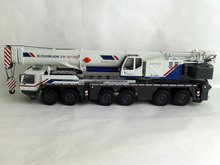 1:50 ZOOMLION QAY220 Truck Crane toy(China)