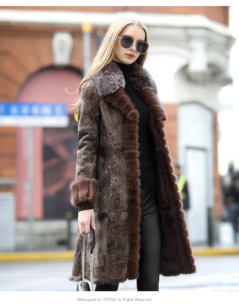 genuine real fur and leather jacket women (5)