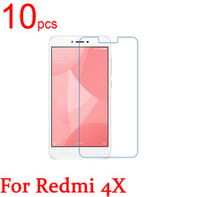 10pcs Ultra Clear glossy/Matte/Nano anti-Explosion LCD Screen Protector Cover For Xiaomi Redmi 4X Mi 5C MAE136 Protective Film