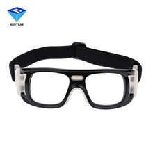Genuine Binyeae 1pcs 4 Colors High Quality Basketball Soccer Football Sports Protective Elastic Eyewear Goggles Eye(China)