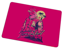 9 size Hotline Miami mouse pad Christmas gift large pad to mouse computer best mousepad gaming mouse mats to mouse gamer