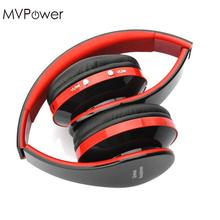 MVpower Portable Wireless Bluetooth Headset Gamer Cordless Headphones Stereo Music Big Earphone For Samsung s6 s7 for iphone(China)