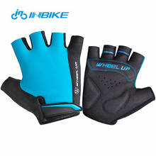 Buy Brand Dropshipping 1*Outdoor Cycling Gloves Nylon Half Finger Men Summer Breathable Sport Bike Gloves Global Free shipping! for $4.15 in AliExpress store
