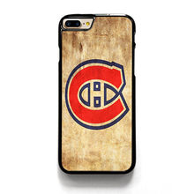 CANADA HOCKEY MONTREAL fashion phone Cover Case for iphone 4 4S 5 5S 5C SE6 6s 6 plus 6s plus 7 7pus &rr32