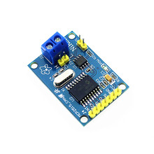Free shipping MCP2515 CAN Bus Module TJA1050 Receiver SPI Module for arduino