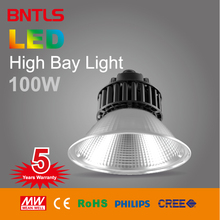 New Design high quality Cree 100w 150w 200w led high bay, led industry light, led high bay light for warehouse(China)